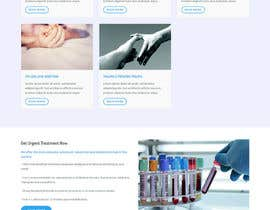 nº 3 pour Design Homepage design for my website par thiyagarajantks