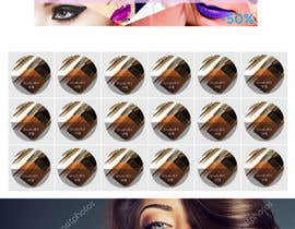 nº 53 pour Glam Makeup Website par DannicStudio