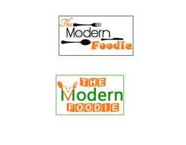 nº 327 pour Foodie Logo Design par satbaldev