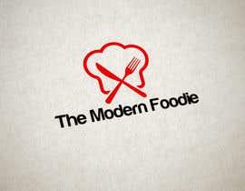 nº 323 pour Foodie Logo Design par fireacefist