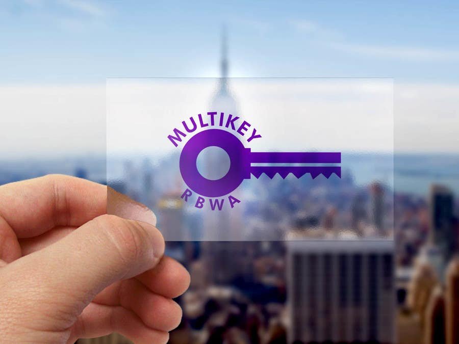 Proposition n°18 du concours New Logo Required - Multikey