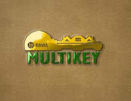 nº 47 pour New Logo Required - Multikey par TATHAE