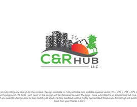 #186 for The C&R Hub logo by adroitjasy