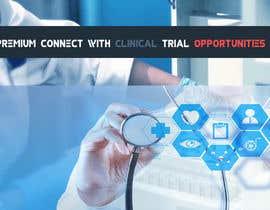 Nro 1 kilpailuun Design a banner for clinical research web app käyttäjältä Nuuhashahmed