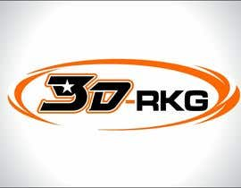 #171 for Logo Design for 3d-rkg by arteq04