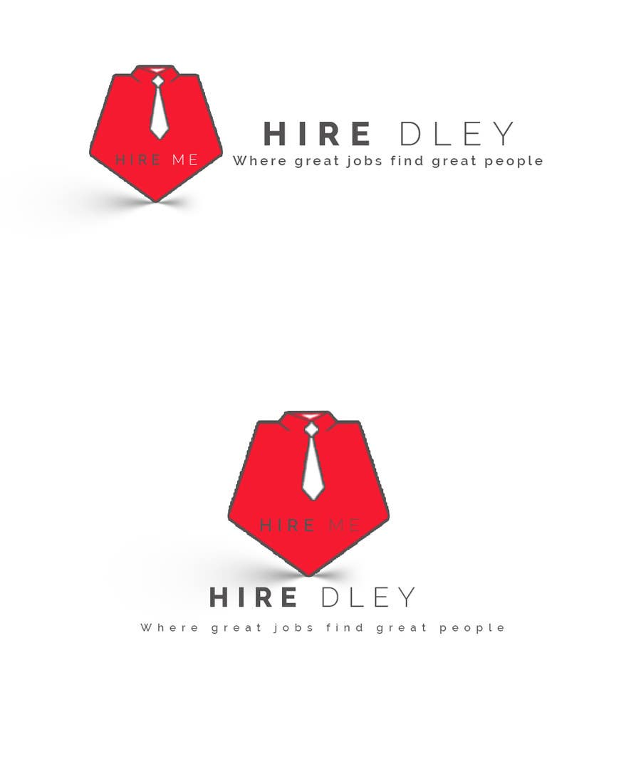 Proposition n°12 du concours Design a Logo for Hiredley.com