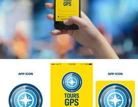 #96 for To design a logo for Tours GPS by Naumovski