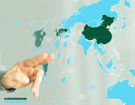 #11 for World map for website by gfedcba