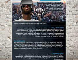 nº 12 pour Design a Flyer par SubheSaadik