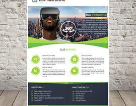 Nro 25 kilpailuun Design a Flyer käyttäjältä SubheSaadik