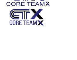 "#304 for CRB ""Core Team X"" Logo by gdmsohelparvez"
