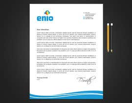 #2 for Create a letterhead with our company logo by flechero