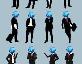 nº 12 pour Logo Character par ccamila