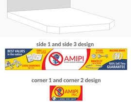 Nro 2 kilpailuun Trade-show booth header banner käyttäjältä corinapitos