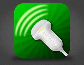 #88 pentru Icon or Button Design for iSonographer Iphone App de către twocats