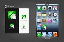 Graphic Design Inscrição do Concurso Nº70 para Icon or Button Design for iSonographer Iphone App