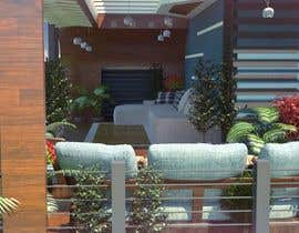#32 for Create a concept home deck by IslamFikry