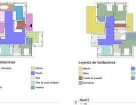 #27 for House plan distribution by josereinozo