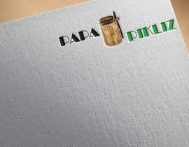 #41 for Need Restaurent Logo- Papa Pikliz by ataurbabu18