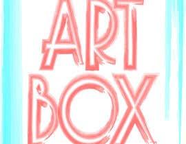 Nro 43 kilpailuun Design a Logo - ART BOX käyttäjältä Emilian12