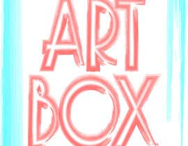 #43 for Design a Logo - ART BOX by Emilian12