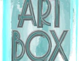 #44 for Design a Logo - ART BOX by Emilian12