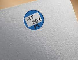 #37 for Design a Logo - ART BOX by RafeursDesign