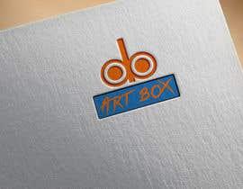 Nro 39 kilpailuun Design a Logo - ART BOX käyttäjältä RafeursDesign