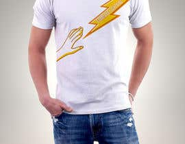 #10 for Design a T-Shirt_command lightning by samazran