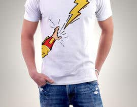 #17 for Design a T-Shirt_command lightning by samazran