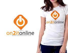 #42 cho Logo Design for on2itonline bởi csdesign78