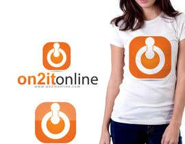 #52 para Logo Design for on2itonline por csdesign78