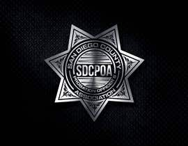 #37 for Design a Logo for the SDCPOA the San Diego County Probation Officers Association by squadesigns