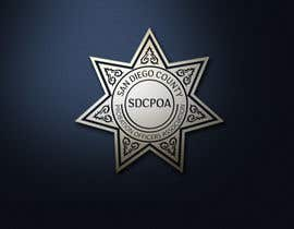nº 62 pour Design a Logo for the SDCPOA the San Diego County Probation Officers Association par nahid99h