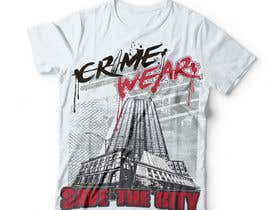 #98 for Design a T-Shirt_Crime_Wear (save the city)v1 by DAISYMURGA