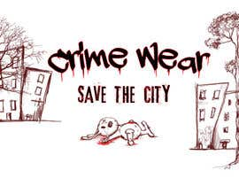 #7 for Design a T-Shirt_Crime_Wear (save the city)v1 by anieshiaka