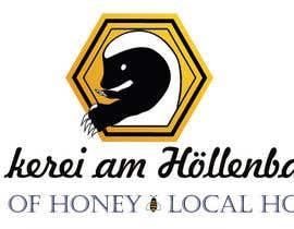 Nro 39 kilpailuun Design a label for a honey jar käyttäjältä pixelmanager
