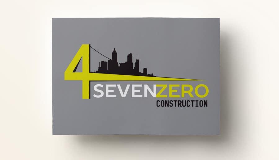 Logo designer upgrading a logo