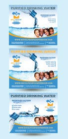 #7 for Design a Banner for drinking water by rakib9008