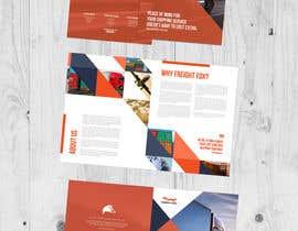 Nro 20 kilpailuun Bi-Fold Corporate Brochure käyttäjältä jacelevasco