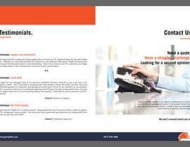 Nro 1 kilpailuun Bi-Fold Corporate Brochure käyttäjältä Gugunte