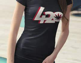 #66 for Design a 420 T-Shirt. by JubaerShaon