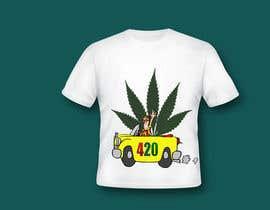 nº 4 pour Design a 420 T-Shirt. par omarelnagar14