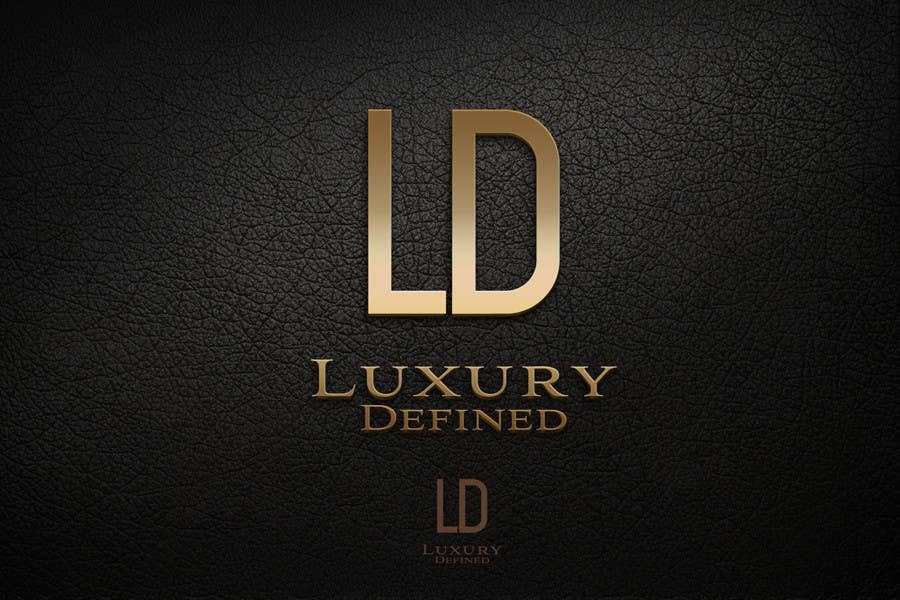 #174 for Logo Design for Luxury Defined by dimitarstoykov