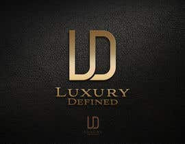 #103 para Logo Design for Luxury Defined por dimitarstoykov