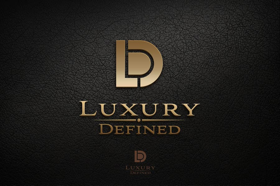 #106 for Logo Design for Luxury Defined by dimitarstoykov
