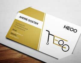 nº 194 pour Design new business card par mhtushar322