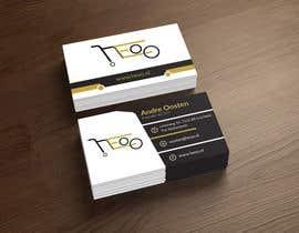 nº 223 pour Design new business card par maanojam