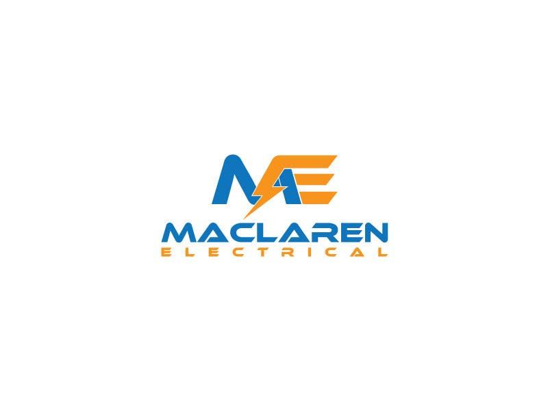 Proposition n°83 du concours 2 Logos: Maclaren Electrical & Maclaren Plumbing
