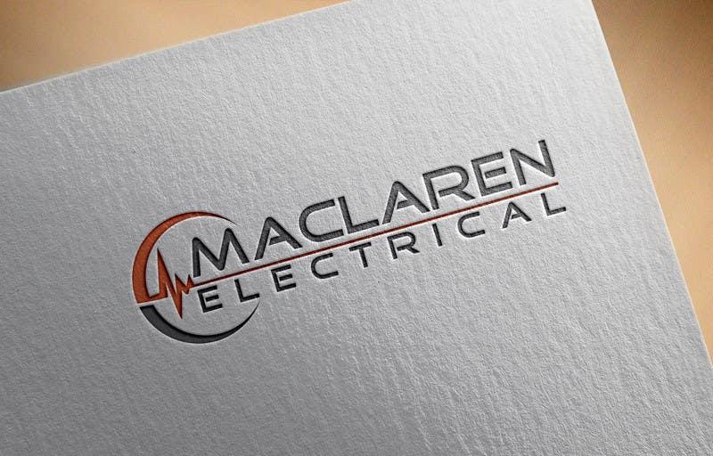 Proposition n°111 du concours 2 Logos: Maclaren Electrical & Maclaren Plumbing